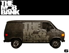 The_662STER's_Project The_Mob_Bank 1977 GMC Vandura