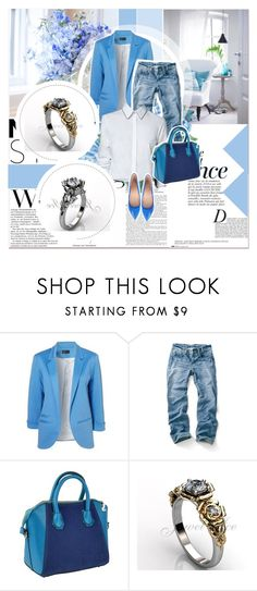 """""""Jewelice"""" by jewelice ❤ liked on Polyvore featuring Anja"""