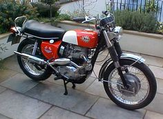 bsa motorcycles | BSA A65 Pictures