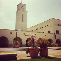 """@jayrod516's photo: """"#SDSU #school #clocktower #education #summer #hot"""""""