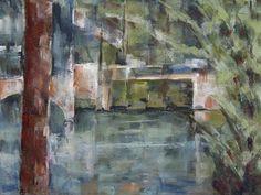 Bridges -  Impression - Pastel