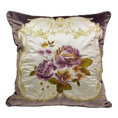 Find More Cushion Cover Information about 2016 Luxurious Square 50x50 cm Decorative Applique Flower Velvet Pillow Case Gift Cushion Cover,High Quality sofa pink,China decorating with black sofa Suppliers, Cheap sofa pillows decorative from LARISA HOME on Aliexpress.com