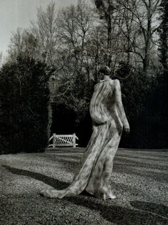Valentino Haute Couture | Marie Piovesan | Deborah Tuberville #photography | Vogue Italia March2012
