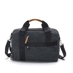 QWSTION Office Washed Black. Available at Concrete Store Prinsestraat | WEBSHOP  #dipyourfeetintotheconcrete #concretestore #thehague #accessories #men #women #bags #QWSTION #Office #Washed #Black