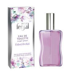 Miss Fenjal EDT - Velvet Orchid 50ml #velvet #orchid #fenjal #gifts #giftideas #travel #christmas #beauty #fragrance #perfume