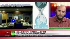 """Anonymous' """"PayPal 14"""" plead guilty to denial-of-service attack"""