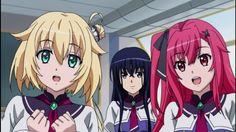 Lecty, Rico & Misora - Sky Wizards Academy