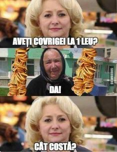 Viorica Dancila la cumparaturi - Sugubat Funny Jockes, Crazy Funny Memes, Funny Texts, Fart Humor, Sarcastic Humor, Super Funny, Really Funny, Funny Images, Funny Pictures