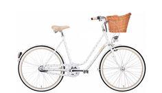 Creme Molly Chic - Bicicletas holandesas para mujer - 26 3-speed blanco   Bikester.es
