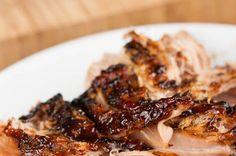 Crockpot Brown Sugar Balsamic Glazed Pork Tenderloin, a recipe on Food52