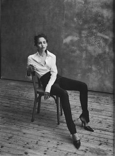 Vogue Italia 1997 Peter Lindberg