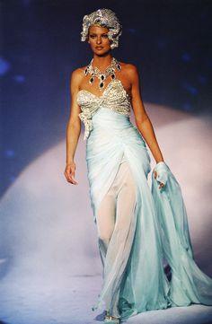 Linda Evangelista - Thierry Mugler, early 90's
