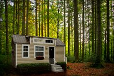 "1. The ""Tiny Retirement"" Home"