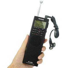 #Tecsun pl-360 dsp radio fm mw sw lw #radio+external am&outdoor #antenna alarm cl,  View more on the LINK: http://www.zeppy.io/product/gb/2/182154913283/