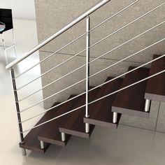 Pasamanos para escaleras: Un detalle que lo cambia todo. Más infomación en www.enesca.es