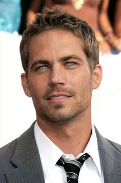 Paul Walker...those beautiful blue eyes