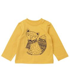 Mothercare Racoon T-Shirt
