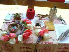 blessingway altar <3
