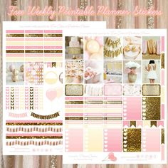 Free Birthday Printable Planner Spread For The Erin Condren Free Birthday Printable Planner Spread For The Erin Condren Free Planner, Happy Planner, Planner Ideas, Planner Supplies, Planners, Bujo, Printable Planner Stickers, Free Printables, Planner Decorating