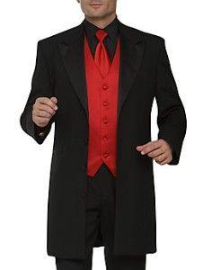Zoot Suit style.