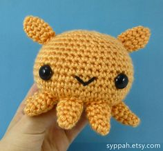 Dumbo Octopus #1/30 by syppahscutecreations on DeviantArt