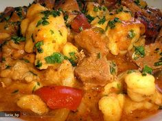Romanian Food, My Recipes, Food And Drink, Dishes, Meat, Chicken, Cooking, Inspiration, Mariana