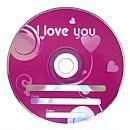 Cd-r i love you - R$ 0,75