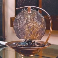 Zen Indoor Water Fountains | Buy natural #gemstones online at mystichue.com