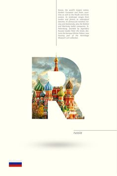 Beautiful Typographic Alphabet Series Of Countries And Their Iconic Landmarks - design Poster Design Layout, Graphic Design Posters, Poster Designs, Typography Poster, Typography Design, Photomontage, Alphabet, Protest Posters, Web Design