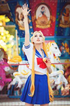 Usagi Tsukino - Usagi Tsukino Cosplay Photo - Cure WorldCosplay