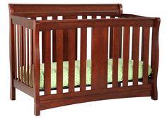 Rowan 4-in-1 Convertible Crib with Toddler Rail