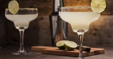 Tommys Margarita -  2 oz blanco tequila 1 oz fresh squeezed lime juice 1/2 oz agave syrup