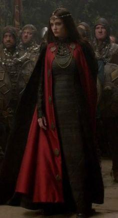 Camelot: morgan le fay