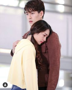 Dont Cry, Thai Drama, Sweet Couple, Idol, Couples, Dramas, Mint, Asian, Drawings