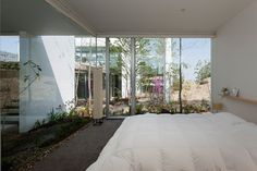 Keisuke Maeda of architecture firm UID has designed COSMIC, a house in Japan