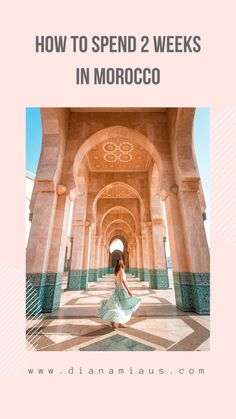 Itinerary for 2 weeks in Morocco Dianamiaus Visit Marrakech, Marrakech Travel, Morocco Travel, Africa Travel, Ancient Greek Architecture, Gothic Architecture, Morocco Itinerary, Safari, Best Rooftop Bars
