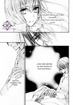 Read manga Vampire Knight Memories Vol.002 Ch.001 online in high quality