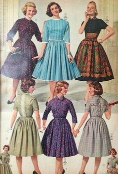 1960s fashion catalogue  Does anyone remember Aldens, and Lana Lobell?   The styles shown here don't look like what I wore in the 60's.