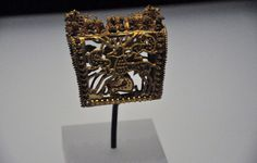 The exhibition represent the history of Georgian gold smithery from the 3rd millennium B.C. To the 4th century A.D