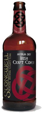 Irish Craft Cider The Traditional Way by Stonewell Cider Craft Cider, Irish Recipes, Ancestry, Whiskey Bottle, Cork, Celtic, Boards, Traditional, Drinks