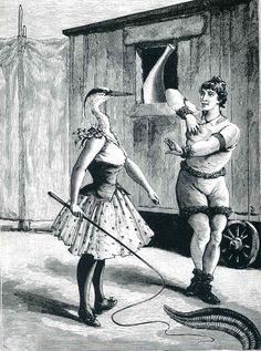 Max Ernst illustration-to-a-week-of-kindness-1934-111