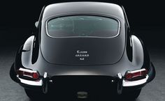 1966 Jaguar E-Type Series I 4.2 Fixed Head Coupé