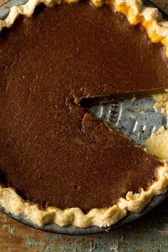 Brandied Pumpkin Pie Melissa Clark Times Classics - Recipes from NYT Cooking