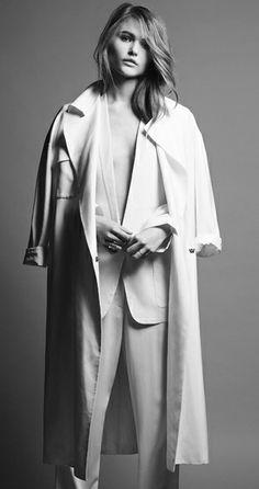 + Look minimaliste + Elégantissime