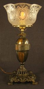 The History of Antique Lamp and Lighting from the Gas Era | DTR ...