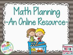 Classroom Tested Resources: Math Planning ~An Online Resource~