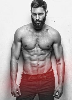 Stephane Rodrigues-This has to be a Winston. I'm ready to see bearded men who aren't uber-skinny and sporting a pompadour