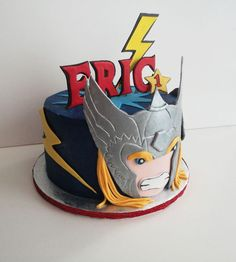 THOR BIRTHDay cakes - Google Search