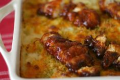 Buffalo Chicken Mac and Cheese- Baker Bettie