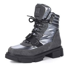 Hiking Boots, Footwear, Winter, Fashion, Templates, Girl Boots, Military, Winter Time, Moda